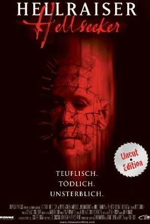 Hellraiser 6 - Hellseeker -- via Amazon Partnerprogramm