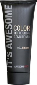 Sexy Hair Awesome Colors Refreshing Blonde Conditioner, 40ml