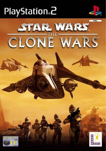 Star Wars: The Clone Wars (German) (PS2) -- via Amazon Partnerprogramm