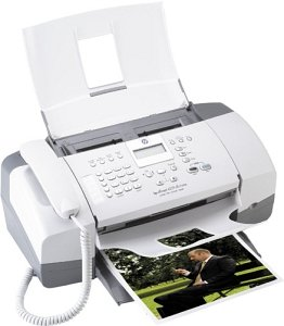 HP OfficeJet 4255, ink (Q5611A)