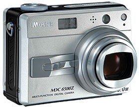 Mustek MDC6500Z srebrny (98-166-00010)