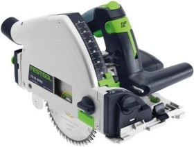 Festool TS 55 REBQ-Plus-FS Elektro-Tauchsäge inkl. Koffer + Zubehör (561580)