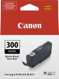 Canon Tinte PFI-300MBK schwarz matt (4192C001)