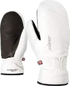 Ziener Karinia AS PR Mitten Skihandschuh weiß (Damen)