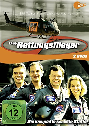 Die Rettungsflieger Staffel 6 -- via Amazon Partnerprogramm