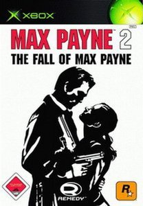 Max Payne 2: The Fall of Max Payne (niemiecki) (Xbox)