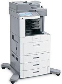 Lexmark X658dtme, S/W-Laser (0016M1779)