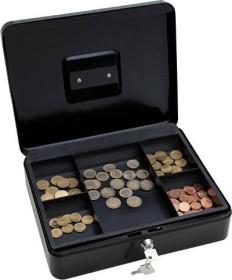 Wedo Geldkassette Größe 4 schwarz (145 421X)