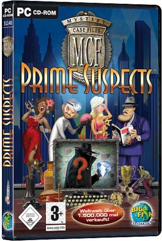 Mystery Case Files - Prime Suspects (deutsch) (PC) -- via Amazon Partnerprogramm