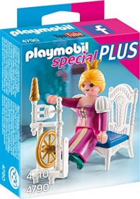 playmobil Special Plus - Prinzessin mit Spinnrad (4790)