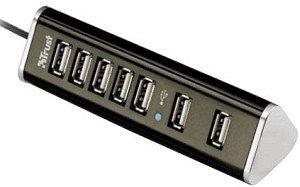Trust 7-port USB 2.0 Powered Hub (15140)