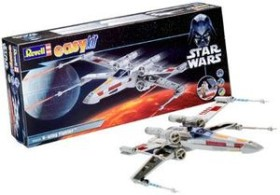 Revell Star Wars X-wing Fighter (Luke Skywalker) easykit (06656)