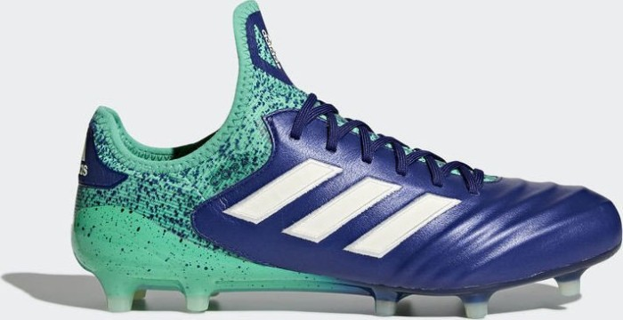 adidas Copa 18.1 FG unity ink/aero green/hi-res green ...