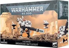 Games Workshop Warhammer 40.000 - T'au-Empire - XV88 Broadside Battlesuit (99120113063)