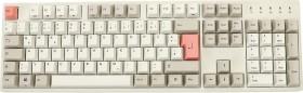 Durgod Taurus K310 Full Size Cream White, PBT, MX RED, USB, DE
