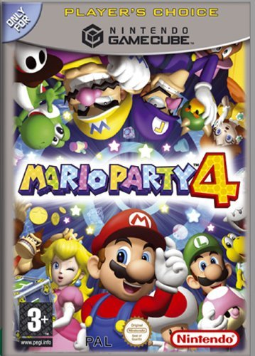 Mario Party 4 (niemiecki) (GC) -- via Amazon Partnerprogramm