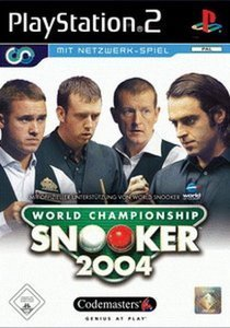 World Championship Snooker 2004 (niemiecki) (PS2)