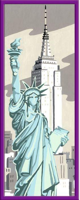 Ravensburger Malen Nach Zahlen New York 28354 Heise Online