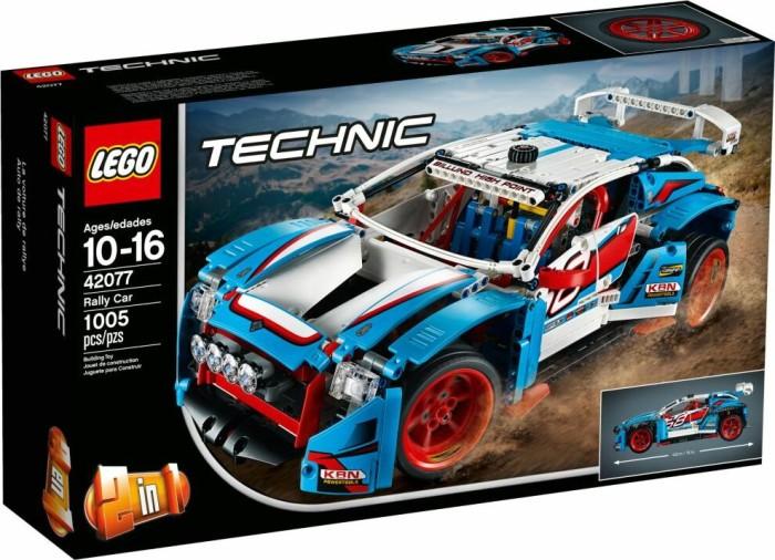 Lego Technic Rallyeauto Ab 7499 2019 Preisvergleich