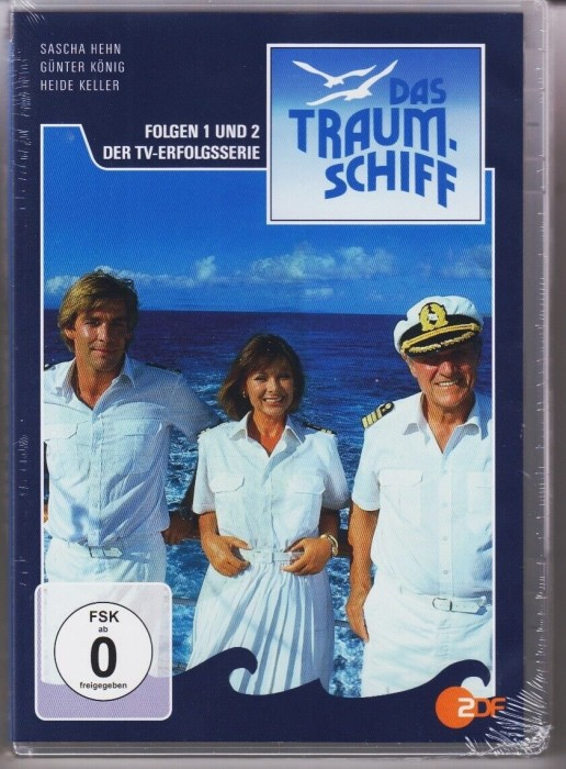 Das Traumschiff Vol. 1 -- via Amazon Partnerprogramm