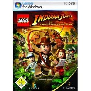 LEGO Indiana Jones - Die legendären Abenteuer (deutsch) (PC)