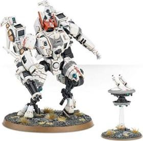 Games Workshop Warhammer 40.000 - T'au-Empire - Commander (99120113060)