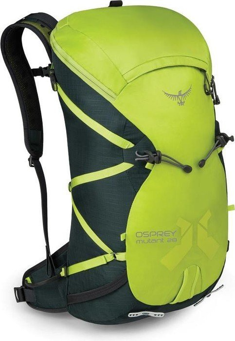 Osprey Mutant 28 dyno green -- ©Globetrotter