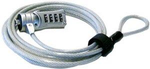 Trust NB-3200p Notebook Cable Lock Sicherheitsschloss (14128)