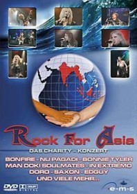 Rock for Asia (DVD)