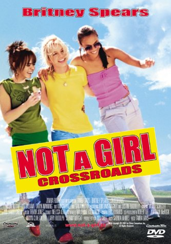 Not a Girl -- via Amazon Partnerprogramm