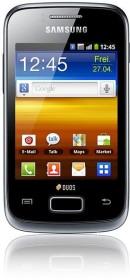 Samsung Galaxy Y Duos S6102 mit Branding