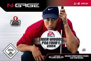 EA Sports Tiger Woods PGA Tour 2004 (N-Gage)