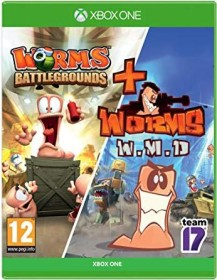 Worms: Battlegrounds & Worms: WMD (Xbox One)