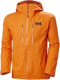 Helly Hansen Verglas 3L Shell Jacke papaya (Herren) (62831-322)