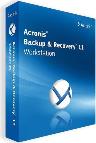 Acronis: Backup & Recovery 11.0 advanced Workstation (English) (PC) (TIWMBPUKS) -- via Amazon Partnerprogramm