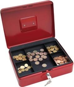 Wedo Geldkassette Größe 4 rot (145 402X)