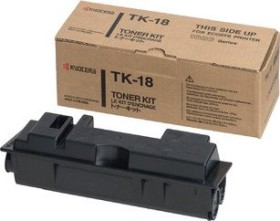 Kyocera Toner TK-18 black (1T02FM0EU0)