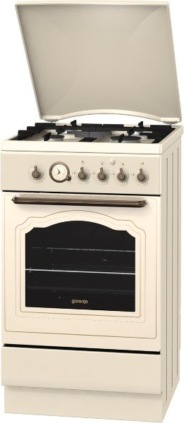 Gorenje GI52CLI1 gas cooker with gas hob