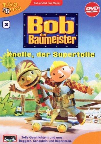 Bob der Baumeister Vol. 3: Knolle, der Supertolle -- via Amazon Partnerprogramm