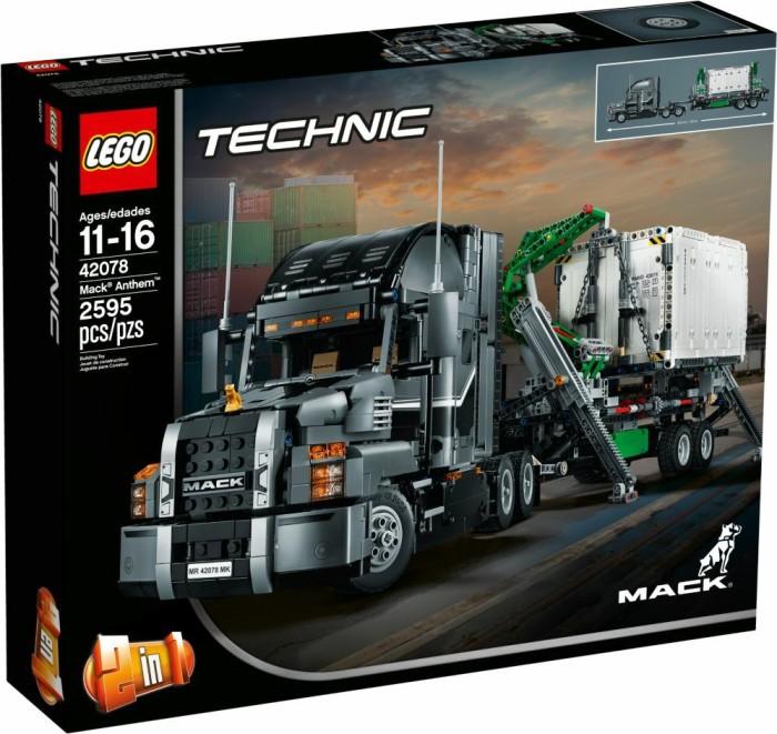 LEGO - Technic - Mack Anthem (42078)