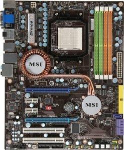 MSI DKA790GX Platinum, 790GX (7550-010R)