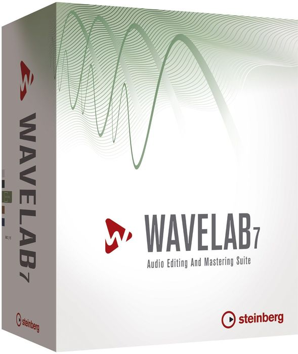 Steinberg: Wavelab 7 (multilingual) (PC/MAC)