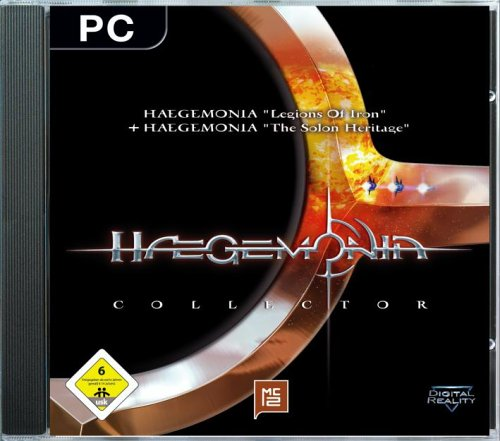 Haegemonia Collection (niemiecki) (PC) -- przez Amazon Partnerprogramm