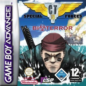 CT Special Forces 3 - Bioterror (GBA)