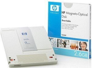 """HP MO-Disk 5.25"""" RW, 2.6GB (92280F)"""