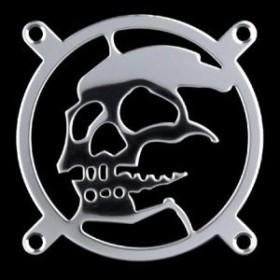Lüftergitter/Fan Guard Skull 80x80mm