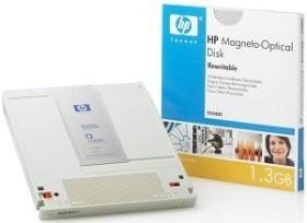 """HP MO-Disk 5.25"""" RW, 1.3GB (92280T)"""