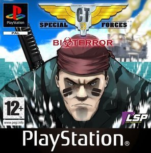 CT Special Forces 3 - Bioterror (PS1)