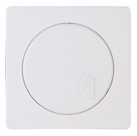 Kopp HK05 Dimmat-Abdeckung für Sensor-Dimmer Dimmat, arktisweiß (334802000)