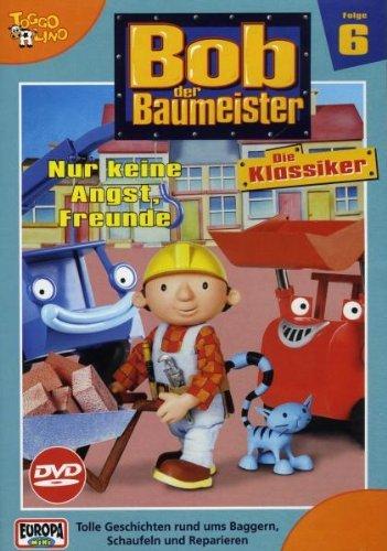 Bob der Baumeister Vol. 6: Nur keine Angst, Freunde -- via Amazon Partnerprogramm